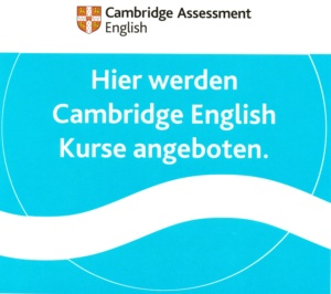 "Mein ""First Certificate"" in English (FCE)"