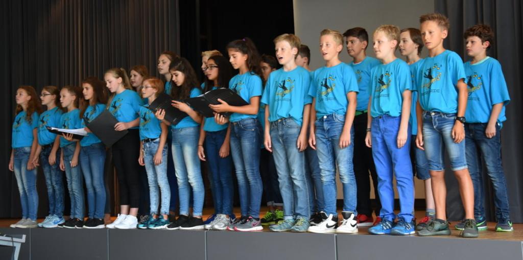 Chorklasse 2017